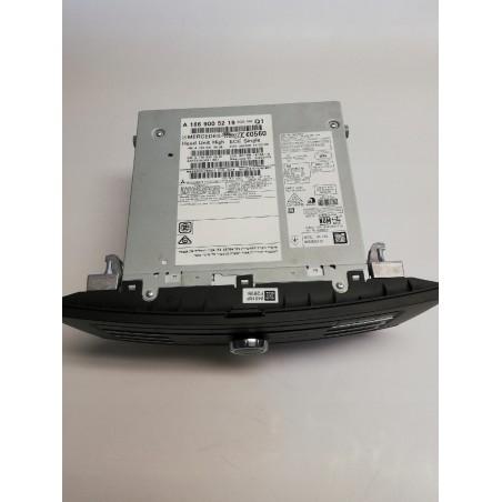 RADIO MERCEDES COMAND NTG 5 A1669005219
