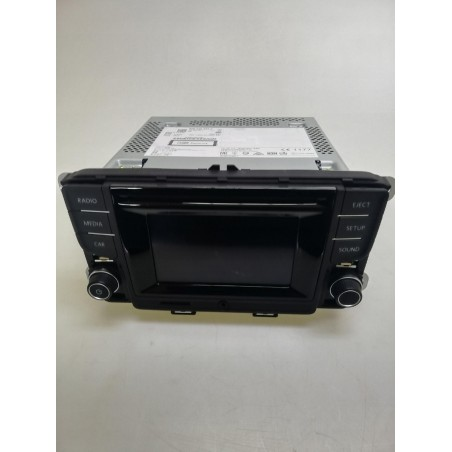 RADIO NAWIGACJA VW 6C0035867F