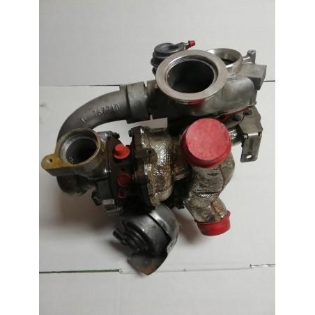 TURBINA TURBOSPRĘŻARKA AUDI VW 059145654Q