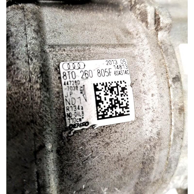 KOMPRESOR KLIMATYZACJI AUDI 8T0260805F