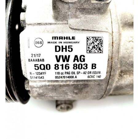 KOMPRESOR KLIMATYZACJI VW 5Q0816803B