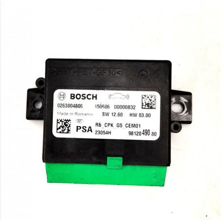 MODUŁ STEROWNIK PDC PARKTRONIK PEUGEOT 0263004806