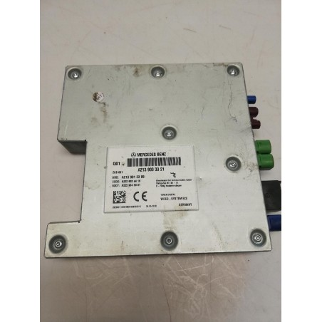 VIDEO SYSTEM MERCEDES A2139003321